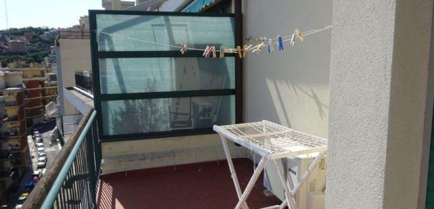 Attico via Vesuvio
